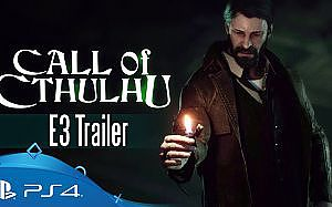 Call of Cthulhu | E3 2017 Trailer | PS4