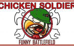 CHICKEN SOLDIER КУРИННЫЙ СОЛДАТ funny Battlefield - YouTube