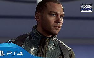 Detroit: Become Human | E3 2017 Character Trailer | PS4 - YouTube