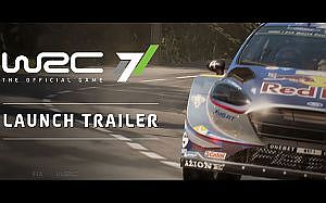 WRC 7 - Launch Trailer