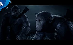 Planet of the Apes: Last Frontier Announcement Trailer | PS4