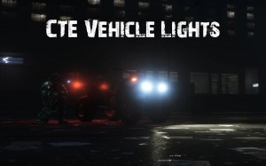 CTE Vehicle Lights 1st Draft